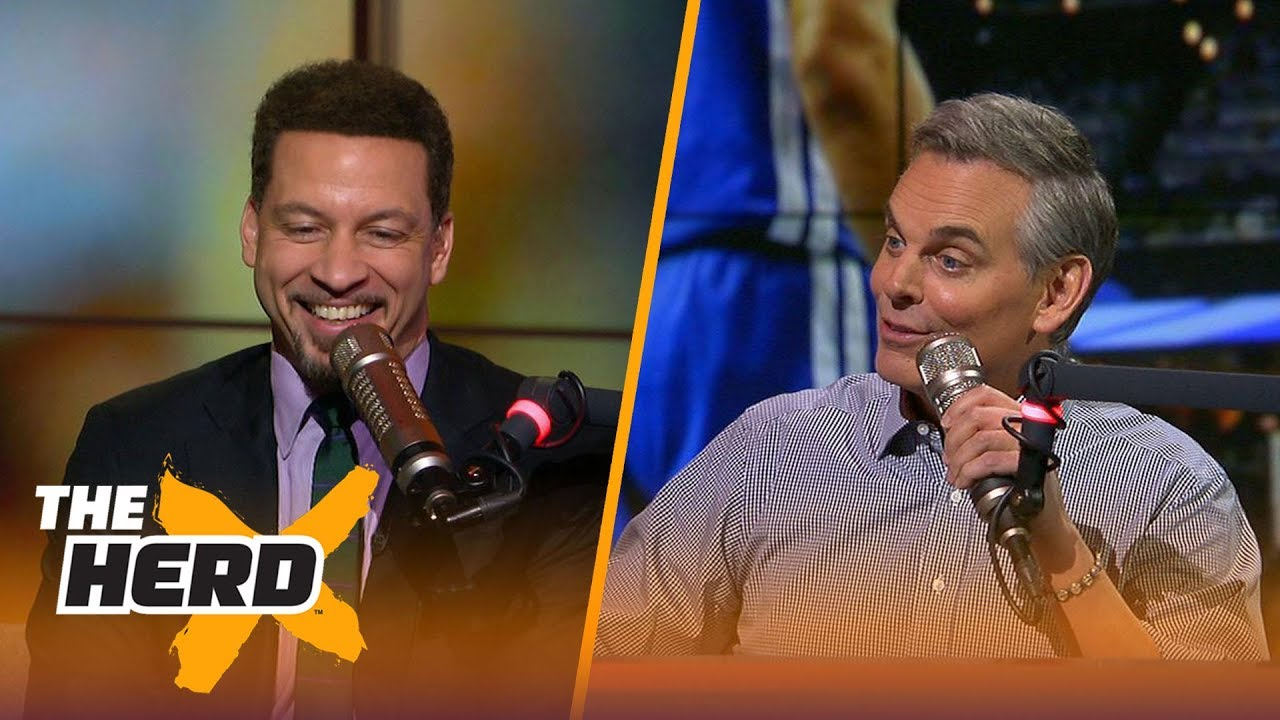 Chris Broussard on Curry avoiding suspension, Lonzo's start with the Lakers and more | THE HERD