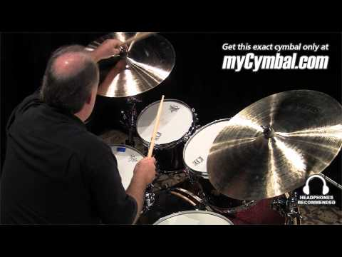 Bosphorus Traditional Series Cymbal Set - Played by Duane Norman (BosphorusTrad-1030912SETA)