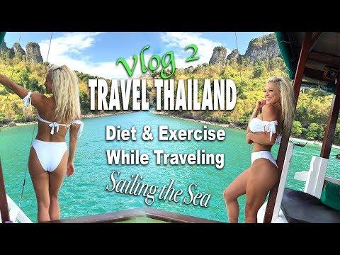 Travel Thailand Vlog 2