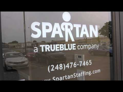 Spartan Staffing Grand Opening Youtube