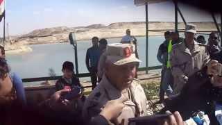 اللواء كامل الوزير يكشف  كيف كرم الجيش المصرى العظيم قياداته السابقة والراحلة