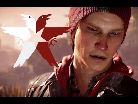 Infamous Second Son All Both Endings Choices Good & Evil Bad Karma - End PS4