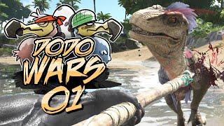 Dodo Wars 01 | Team Klaro vs Team Dizzi