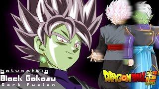 DBS: Black Gokasu (Dark Fusion) - HalusaTwin