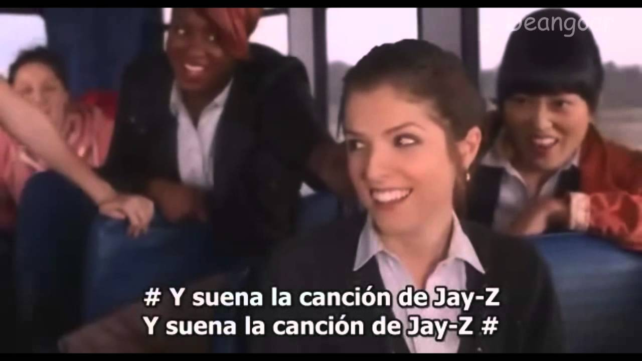 All About Anna Español party in the u.s.a. - pitch perfect -subtitulada