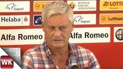 Armin Veh ist zurück bei Eintracht Frankfurt