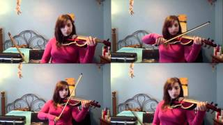Repeat youtube video Skyrim: Main Theme (Electric Violin Cover)