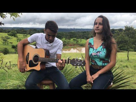 Bebida Na Ferida - Zé Neto e Cristiano Cover Dalmi Junior  part Bruna Monteiro