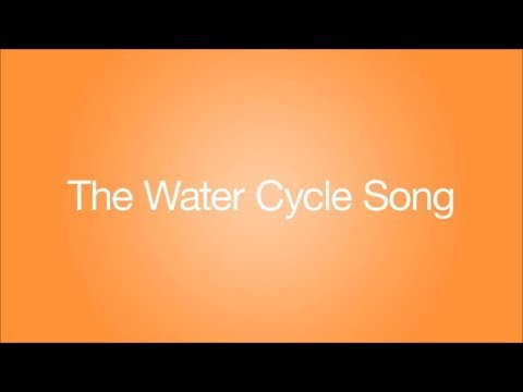 "The Water Cycle Song but every time they say ""water"" it gets faster."