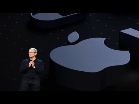 Tim Cook blames China for Apple weakness