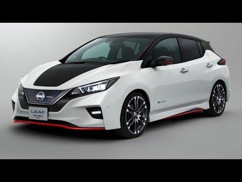 2018 40kWh Nissan Leaf Range Test