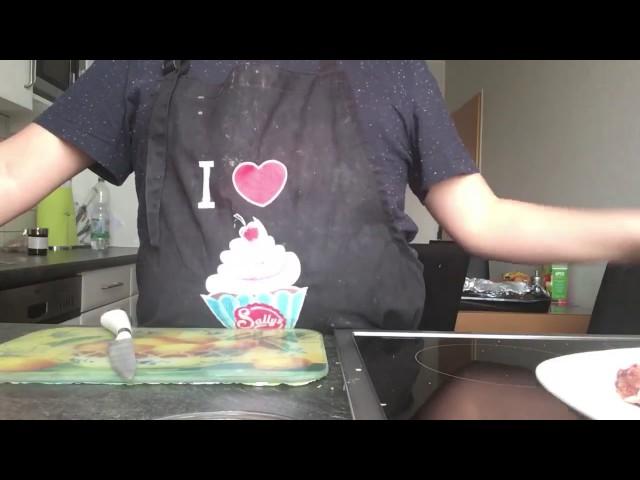 Lammkoteletts mit Kartoffeln/Pirsola