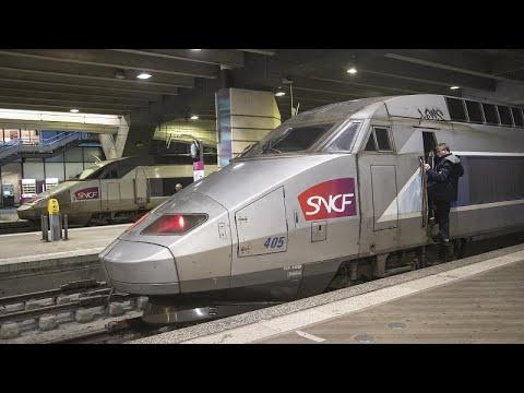 إضراب وسائل النقل في فرنسا يسجل رقما قياسيا  - 17:59-2020 / 1 / 2