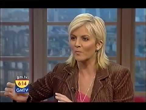 GMTV News hour 20/04/06 - Barrymore/Lubbock review