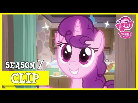 Big Mac's Crush (Hard to Say Anything) | MLP: FiM [HD]