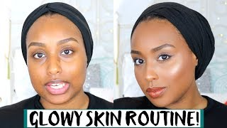 HOW TO GLOW THIS SUMMER ☀️ Glowy Skin Routine!  | Skincare to Makeup | Aysha Abdul