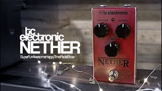 TC Electronic Nether on Guitar & Bass