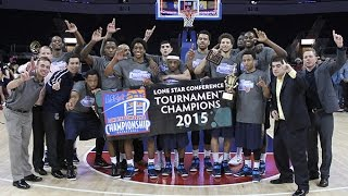 Lone Star Conference Tournament Championship Game Highlights