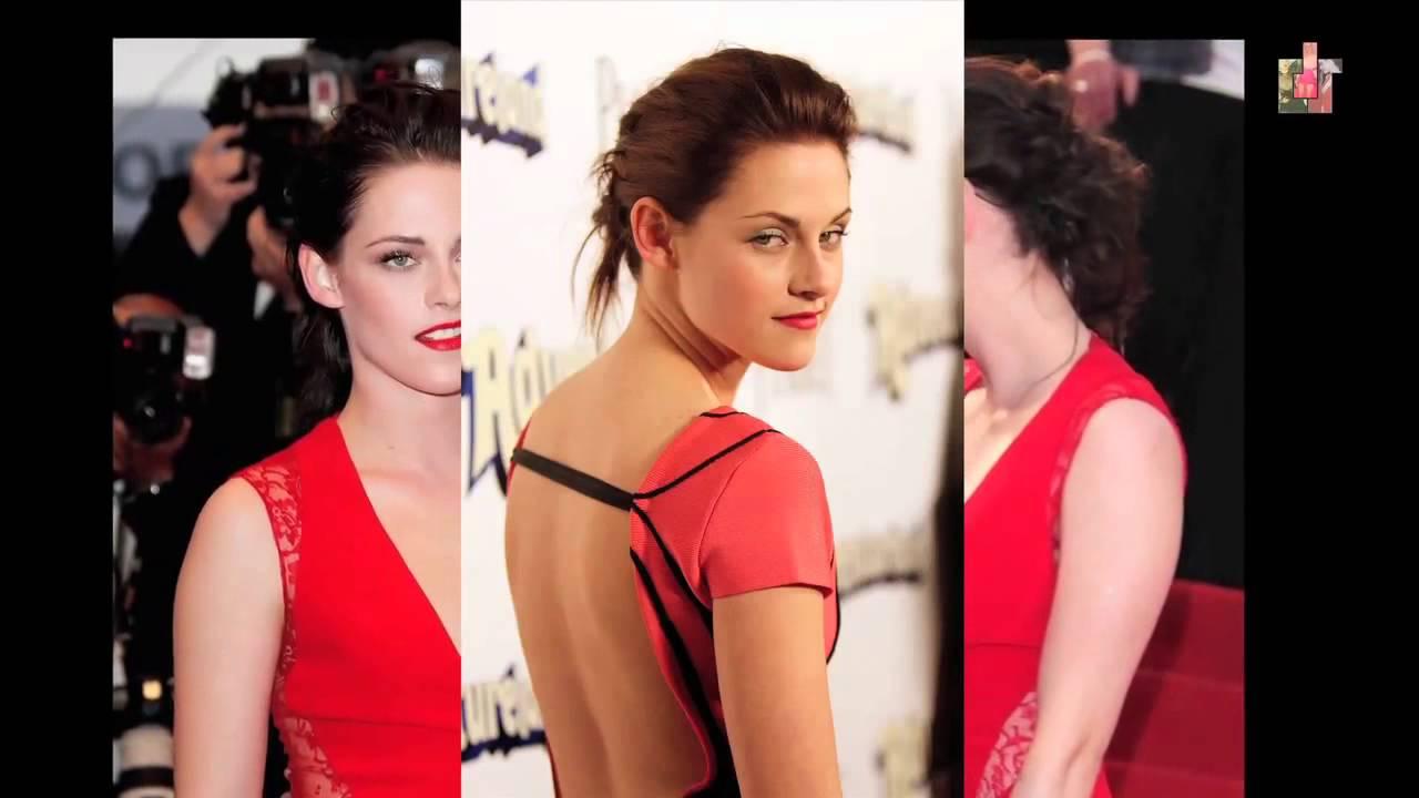 Kristen Stewart Nip Slip On Red Carpet! - YouTube