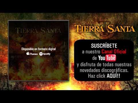 """TIERRA SANTA """"Caminos de Fuego"""" (Álbum Completo)"""