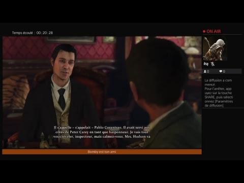 Sherlock holmes:crimes & punishments:peter le noir :fin
