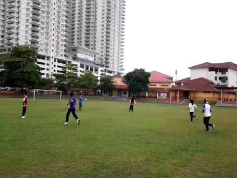 Ultimate Frisbee 1Murid 1Sukan: Kuala Lumpur Clinic Session (2)