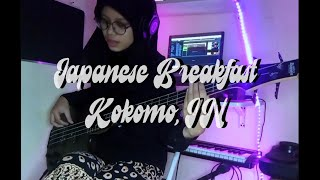 Japanese Breakfast - Kokomo, IN (Bass Cover with Tabs)