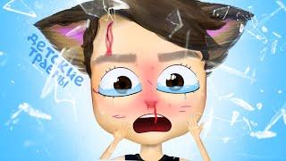 Мои детские травмы анимация Моникот