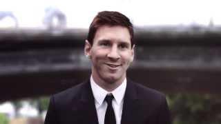 Lionel Messi - Samsung GALAXY Note 3 Reklamı