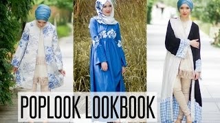 POPLOOK LOOKBOOK SUMMER | NABIILABEE