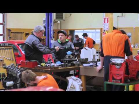 Student Testimonial: Shanon McKay - Certificate in Automotive Engineering