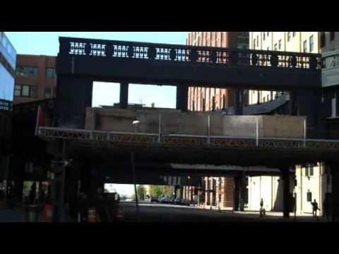 WNYC Cityscapes: Liz Diller Tours the High Line on...