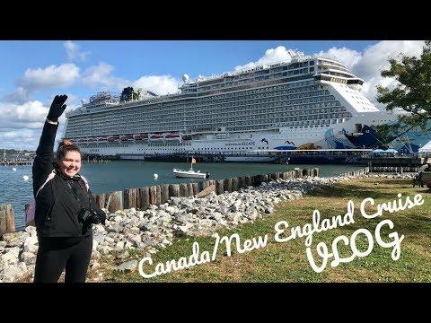 Our Canada/New England Cruise!   Norwegian Escape