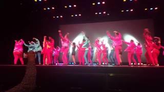 Ella Marie Dance Recital dress rehearsal 5