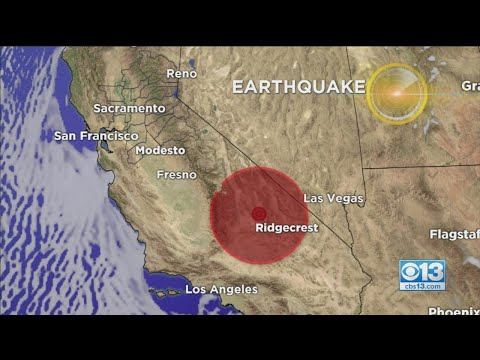 6.4 Magnitude Earthquake Hits Kern County; Central Valley Residents Report Feeling It