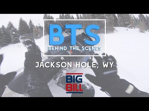 Behind The Scenes in Jackson Hole