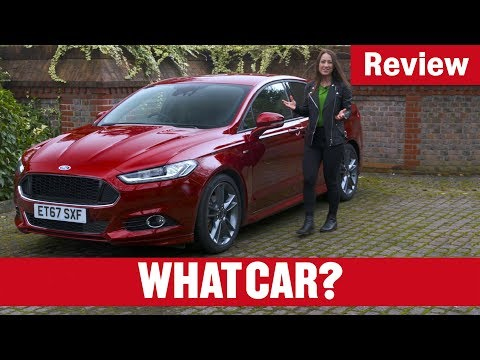 2018 Ford Mondeo Review - better than a Volkswagen Passat? | What Car?