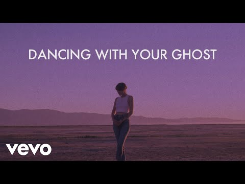 Sasha Sloan – Dancing With Your Ghost (Lyric Video)