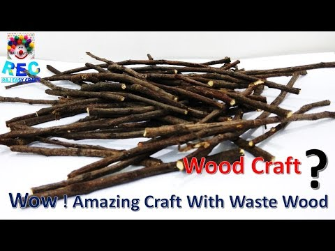 Waste to Best Things || Handmade DIY || Home decor