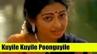 Tamil Songs - Kuyile Kuyile Poonguyile - Pandiyan - Seetha - Aan Paavam (1985)