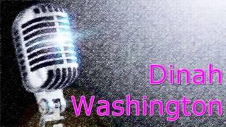 Dinah Washington - I could write a book (1955)