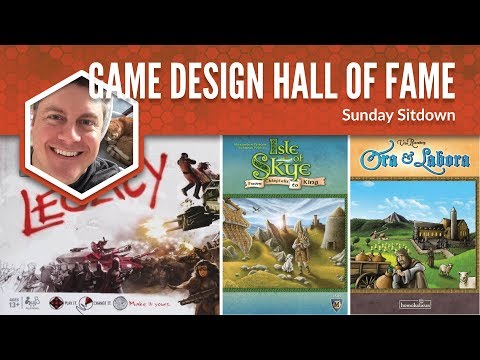 My Favorite Games by 10 Hall of Fame Designers (Sunday Sitdown)