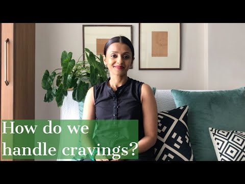How do we handle cravings?