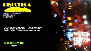 LP Discoteca Hippopotamus :: Les Femmes - Lady Marmalade :: 1975