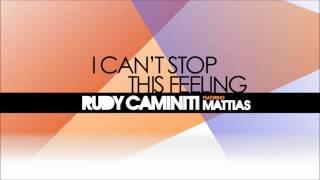 Rudy Caminiti Feat. Mattias - I Can