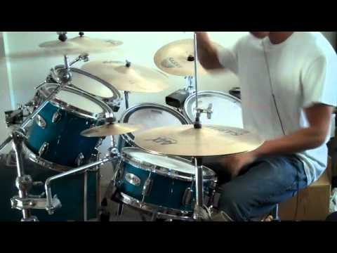 Stand Up - Trapt [DRUM COVER]
