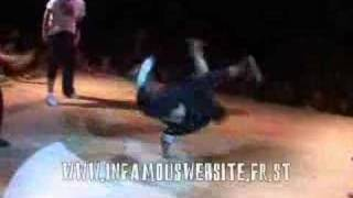 Bboy KYS Power Moves