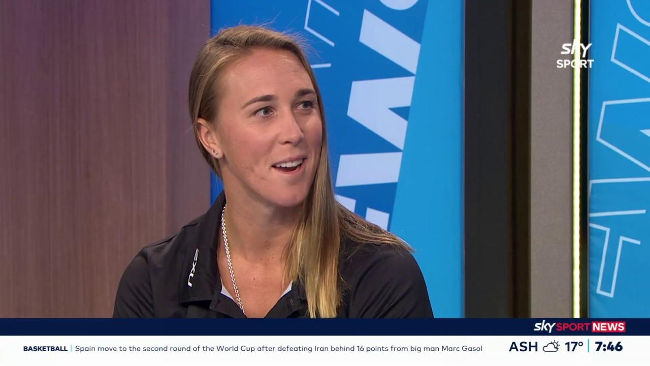 Sky Sport News: Emma Twigg Interview | Sky Sport