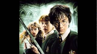 18 - Dueling The Basilisk - Harry Potter and The Chamber of Secrets Soundtrack.flv