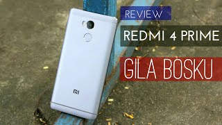 Review Xiaomi Redmi 4 Prime Indonesia !.